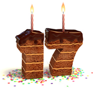 Get 1 year of hosting for just $17 to celebrate our 17th anniversary!
