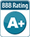 DomainIt is an A+ BBB rated registrar