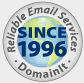 Providing Reliable Email Services Since 1996